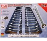 BGS set viljuškasto-okastih ključeva 6-22mm 12-dijelni pro+  1194 promo
